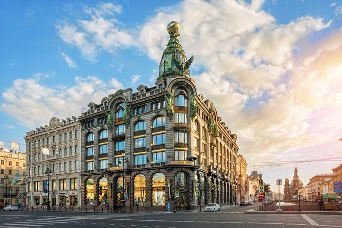 St Petersburg Visa Free: private 2-day tour for cruise passengers