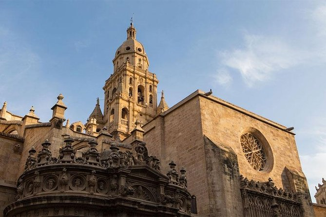 Skip the Line: Entrance to the Murcia Cathedral with SmartGuide
