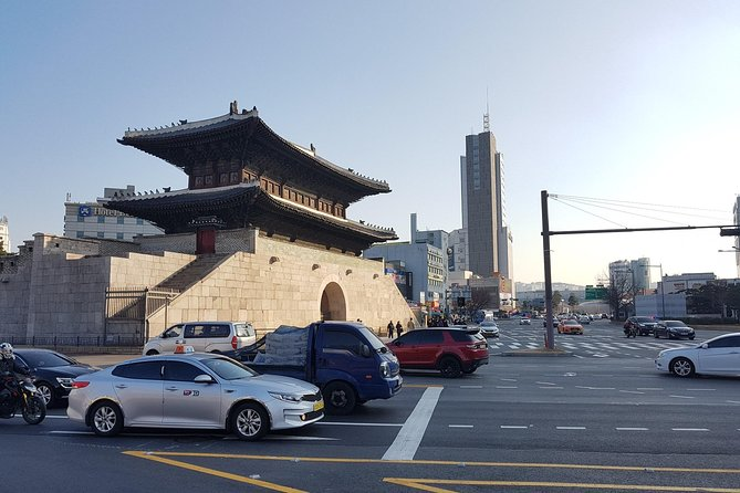 Seoul Old City Wall Tour with Sunset photo 15