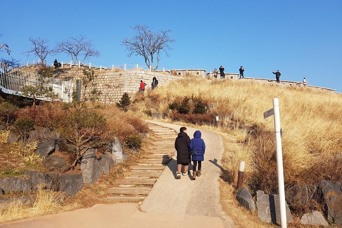 Seoul Old City Wall Tour with Sunset photo 13