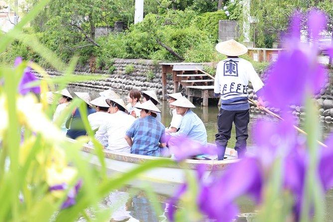 Yanagawa River Cruise Experience