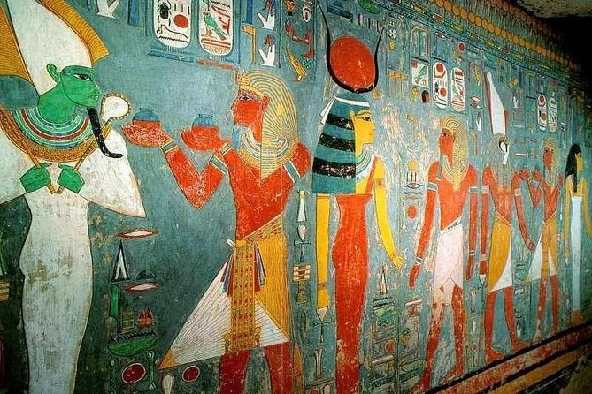 Karnak and Luxor tour from Hurghada