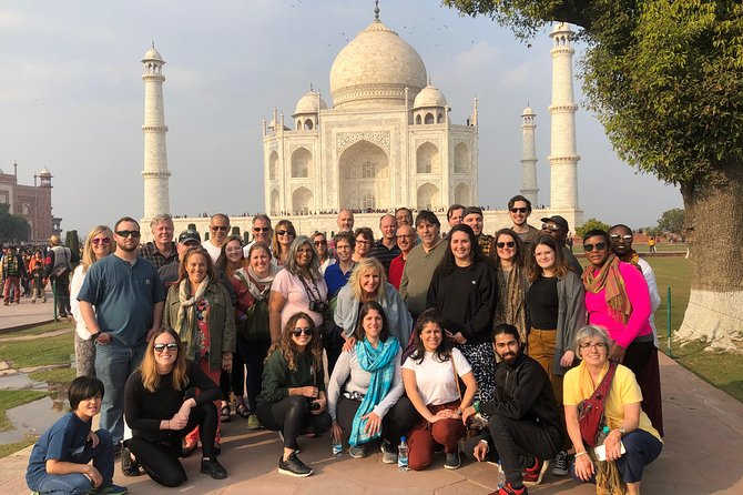 Private Same day tour of Taj Mahal & Agra Fort on a Private Car