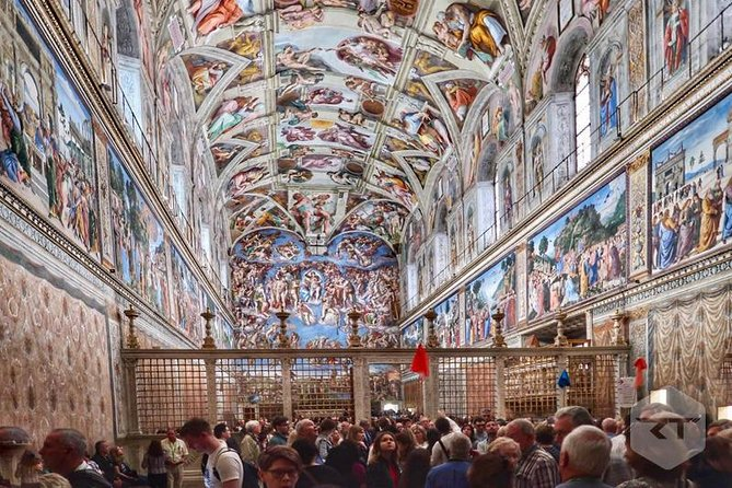 Skip the Line: Vatican museum and Sistine Chapel Tickets