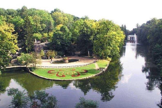 1-day excursion to Sofiyivka park in Uman