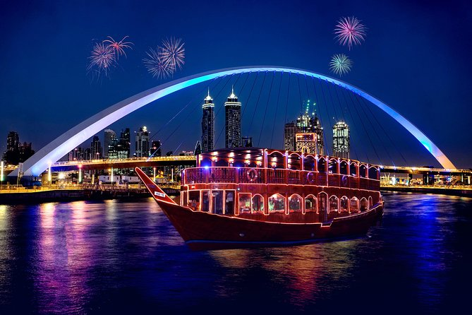 Tours & Tickets by Dubai Marina Luxury Dhow Dinner Cruise photo 8