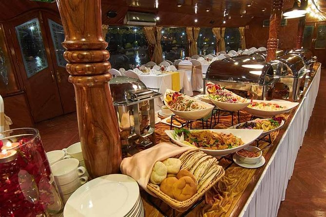 Tours & Tickets by Dubai Marina Luxury Dhow Dinner Cruise photo 3