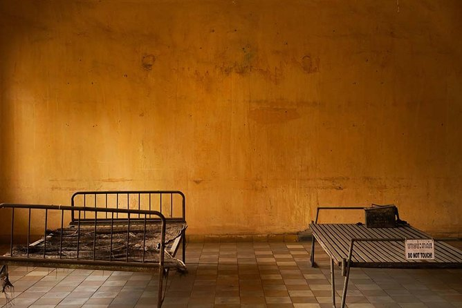 Phnom Penh Genocide Museum (S21) Private Guided Half Day Tour