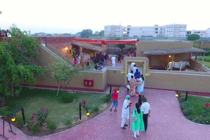 Day Tour of Gobindgarh Fort and Sada Pind