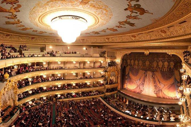 Skip the Line: St. Petersburg Mariinsky Historical Stage Reserved Ticket