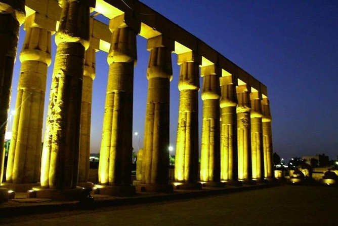 One Day to Luxor and Karnak from Cairo by Plane