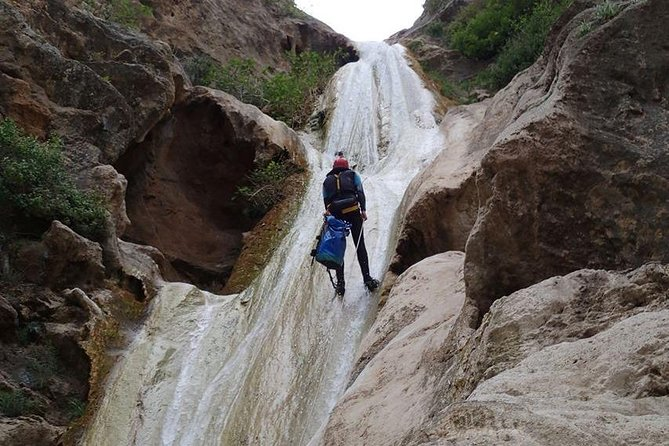 Hiking to Lepida waterfalls from Astros