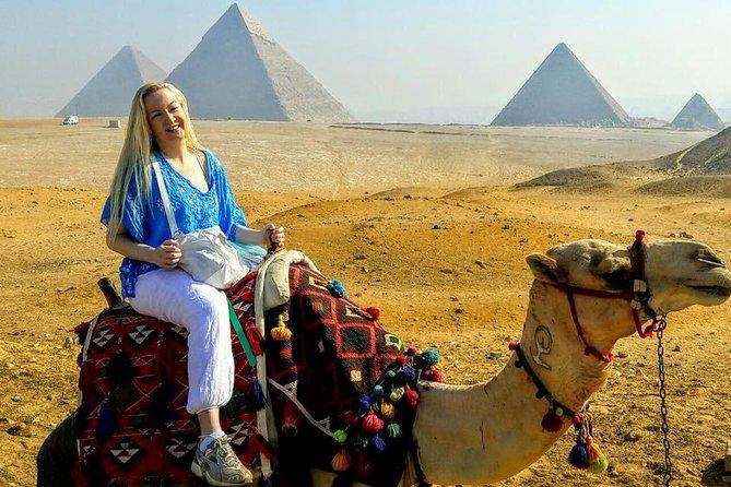 Tour de lujo de 8 noches desde El Cairo: grupo privado o pequeño