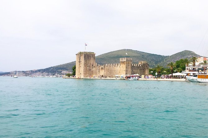Blue Lagoon and Trogir half day Speedboat Private tour
