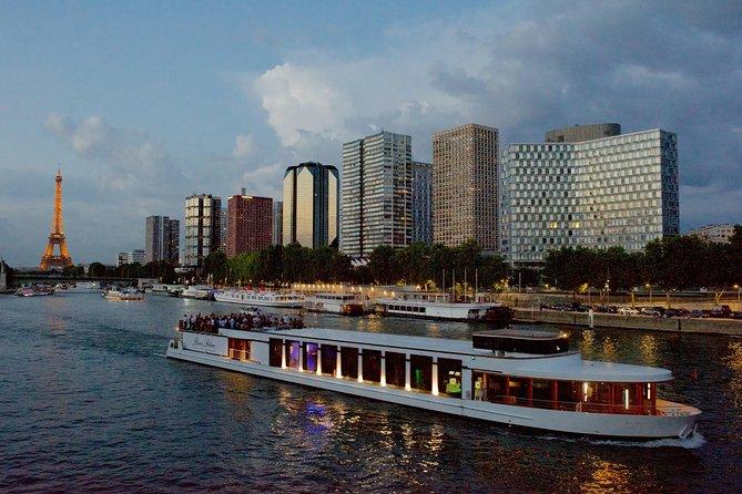 Paris Seine River Brunch Cruise on board Capitaine Fracasse/River Palace