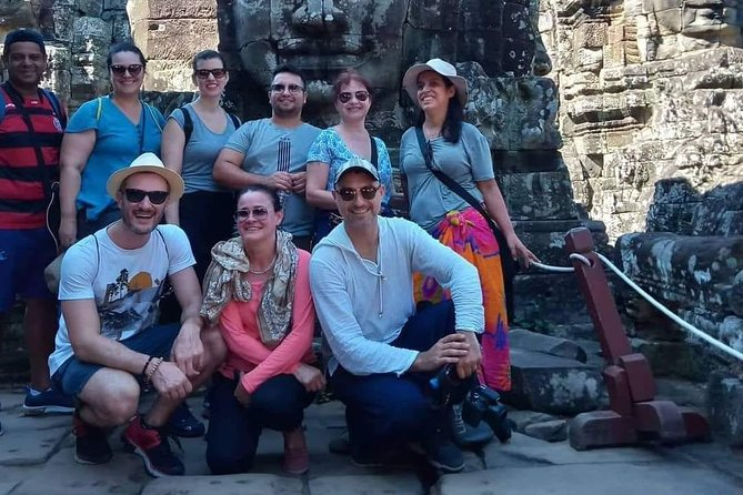 Angkor Wat Sunrise Small Tours -Join-in Small Group