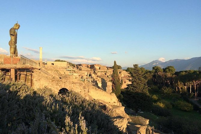 Pompeii&Naples: Full Day Tour with your Local Guide