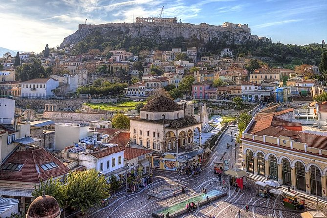 Athens: STREET FOOD FOR VEGANS WITH LOCALS (Groups 3 to 10 persons)
