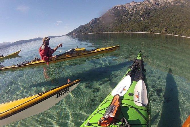 Small-Group Kayaking at Moreno Lake in Bariloche