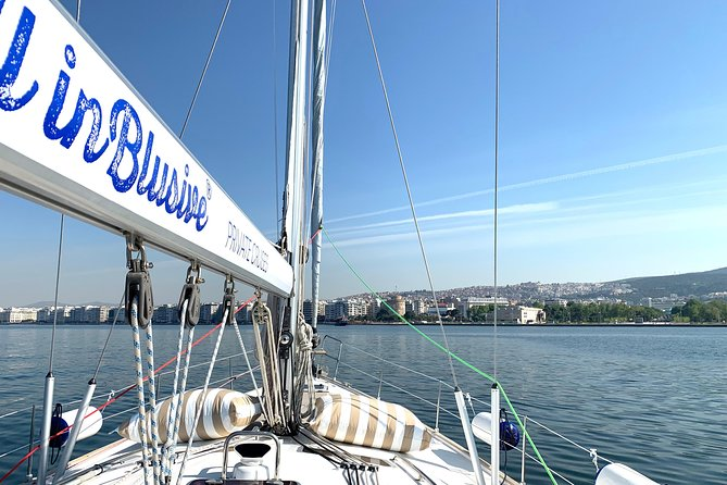 Sailing Tour aboard Trinity with the World Travel Awards Winner