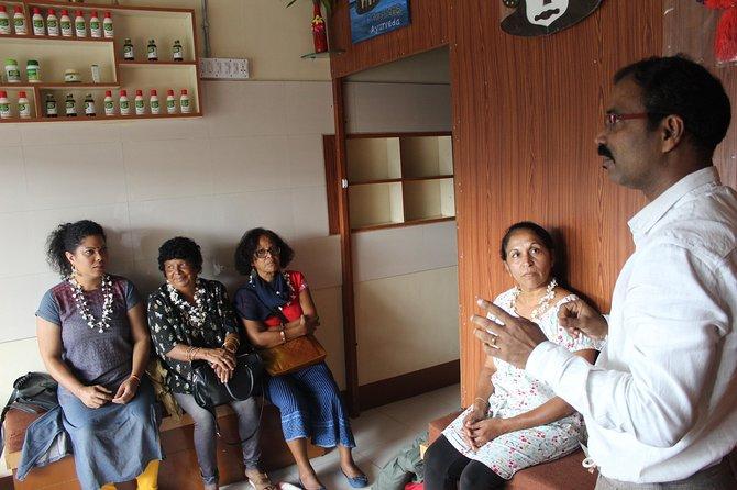 Ayurvedic Massages & Treatments