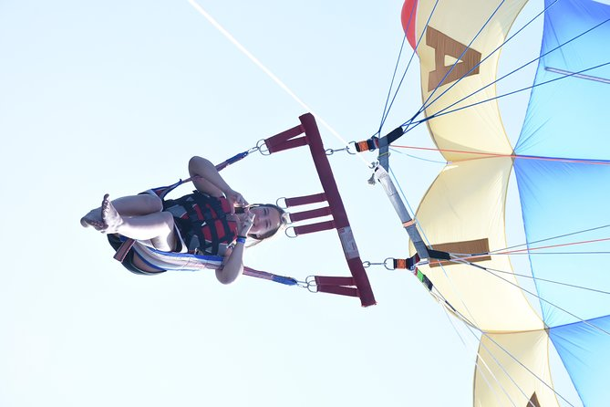 Parasailing HURGHADA photo 10