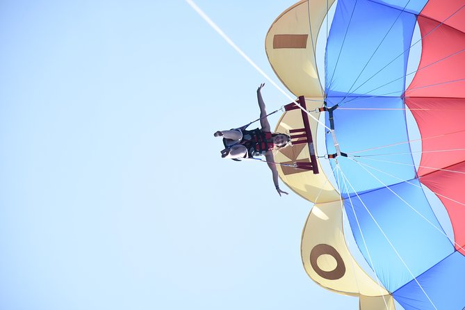 Parasailing HURGHADA photo 31