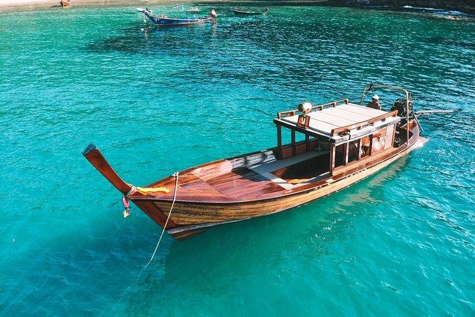 Banana beach & Snorkeling at Hin waek - Luxury Long-Tail