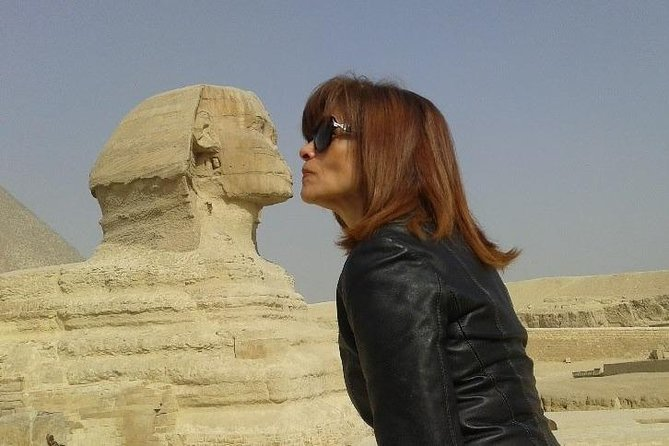 Pyramids and Cairo Day Tour From Hurghada