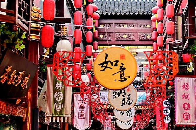 Private Flexible Shanghai City Highlights and Shopping Combo Tour