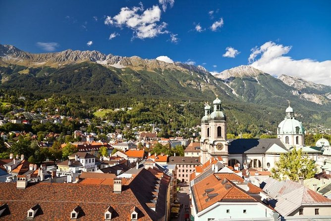 Private Tour: Innsbruck and Swarovski Crystal Worlds from Salzburg
