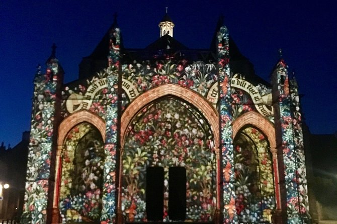 Small group guided tour - Beaune by night