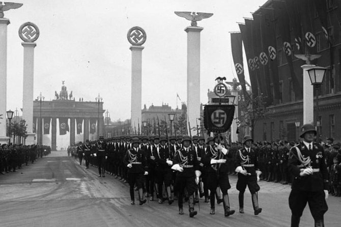 Berlin & The Third Reich Private Guided Tour