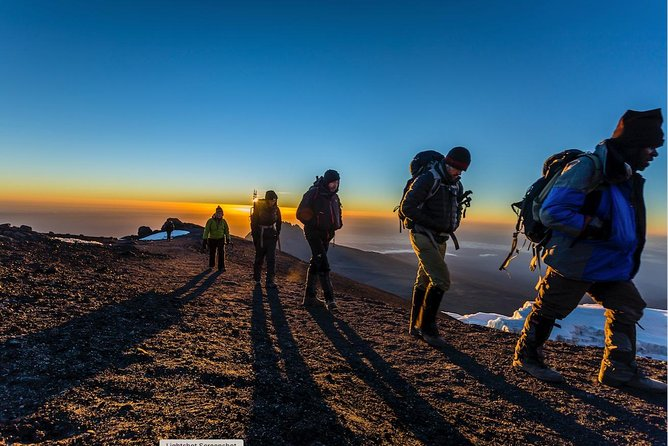 Mt Kilimanjaro Climbing; 6 Days Machame route