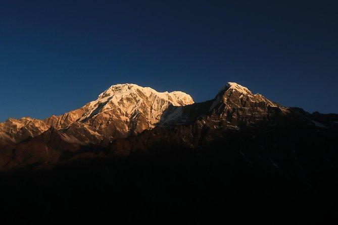 Kahun Danda Sunrise And Hiking Tour From Pokhara