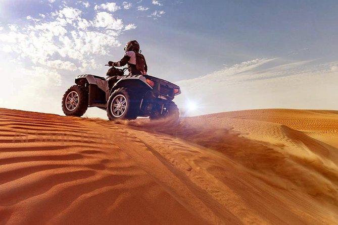 DESERT SAFARI Drive | QUAD BIKE Ride