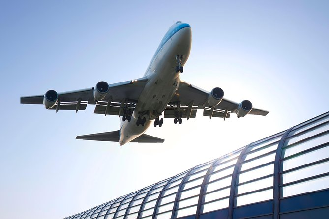Private Johannesburg Airport Departure Transfer