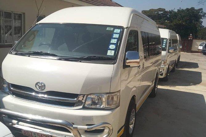 Victoria Falls Airport Transfers and Car Rentals