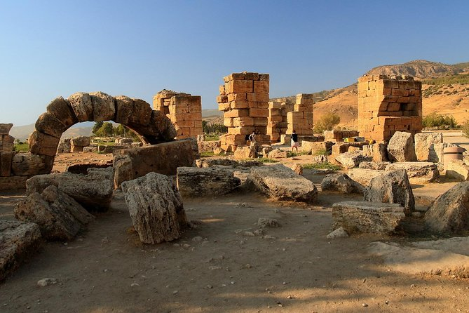 4 days out istanbul tour - cappadocia ephesus pamukkale Tour