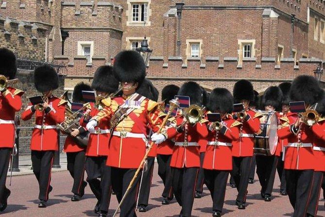 London Highlights Walking Tour