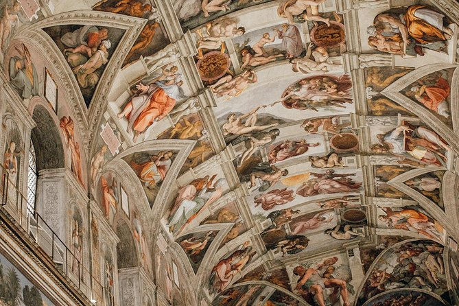 Early Entry Vatican Museums: The Best of the Sistine Chapel photo 39