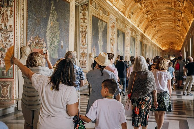 Early Entry Vatican Museums: The Best of the Sistine Chapel photo 2