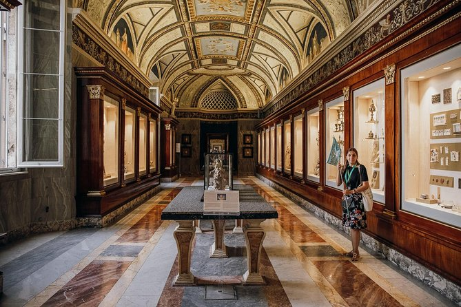 Early Entry Vatican Museums: The Best of the Sistine Chapel photo 43