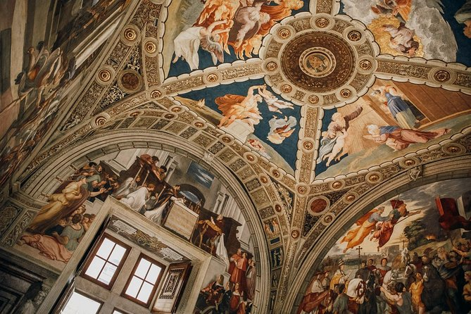 Early Entry Vatican Museums: The Best of the Sistine Chapel photo 4