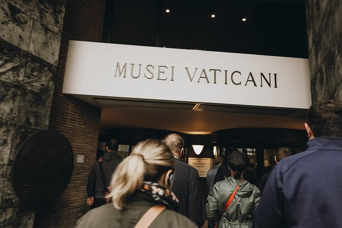 Early Entry Vatican Museums: The Best of the Sistine Chapel photo 20