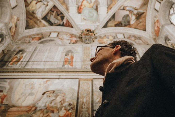 Early Entry Vatican Museums: The Best of the Sistine Chapel photo 18