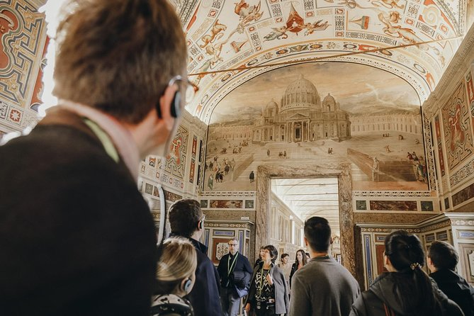 Early Entry Vatican Museums: The Best of the Sistine Chapel photo 24