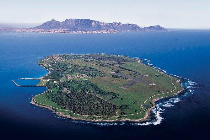 Robben Island Heritage & Table Mountain Tour