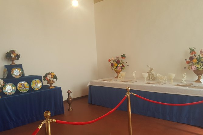 Medici Dynasty Museum Tour with Winetasting