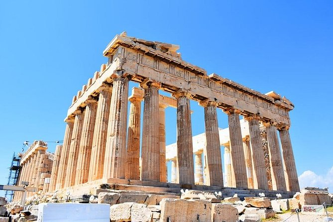 Athens Tour, Acropolis visit and Plaka photo 2